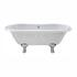LEINSTER 1700MM DOUBLE ENDED FREESTANDING BATH