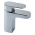 Modern timeless CHROME standard Basin tap With a lever Handle