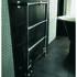 Lund Floor Radiator 952 X 685  Bathroom Designer Towel Rail