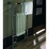 Malmo 5 Bar White/Chrome 952X500 Bathroom Designer Towel Rail