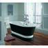 Marriot Double Ended Bath & Co-ordinated Plinth Unique Design Bathroom Accessory