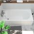 Petite Small Bath 1300 Top View