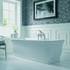 MORTLAKE Freestanding Rectangle Classic Traditional Luxury Bath