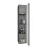 Patello Bathroom Tall Boy Grey - 176408