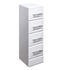 New Ecco 300 X 330 4 Drawer Unit Modern