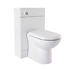 New Ecco 600 X 300 Back To Wall Toilet Unit High Quality