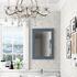 Traditional Bathroom Wall Mirror