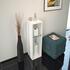 PATELLO FILLER 200 UNIT WHITE Modern Single Storage Cupboard