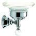 Pimlico Wall Mounted Glass Soap Dish