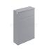 PLUMMETT GREY 550MM WC CABINET