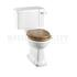 Regal Close Coupled Toilet and cistern 51cm