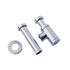 Shaker Bottle Trap Chrome round High Quality