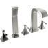 inspirational Modern Bath Shower Mixer Taps