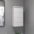 Spark Mercury 300 Wall Hung Storage Bathroom Cabinet