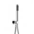 Shower Kit Designer Shower Kit With Wall Outlet, Round Head