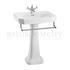 Victorian Basin 61cm and Pedestal - 178060