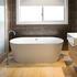 Viado 1580 X 740 X 550 Freestanding Round Bath