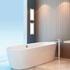 Viado 1785 X 800 X 600 Freestanding Round Bath