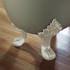 White Bath Feet for Sheraton