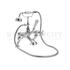 White Topaz with crossshead Wall Mounted Bath Shower Mixer
