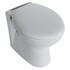 Yubo Back To Wall Toilet & Soft Close Seat curved Ellegant