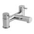 inspirational Modern CHROME Bath Taps With a featured Standard spout And a lever Handle