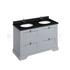 Freestanding 130 Vanity Unit with drawers - 178114