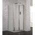 Bathroom City 760 Bi-fold Shower Door Enclosure Designer Bathroom