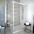 BENTLEY 1200  SLIDING ENCLOSURE WITH DELUXE THERMOSTATIC VALVE Modern