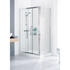 Lakes Reduced Height 800x1750 Shower Side Panel