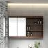 Lucido Mirror Cabinet Modern double