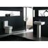 4 Piece Metropolitan Bathroom Set