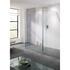 Rivera  Walk In Glass Shower Panels