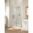 Silver Framed Slider Door 1200 X 1850 Enclosure