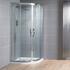 Venturi 8 offset Double Door Quadrant Shower Enclosure 8mm glass - 178399