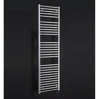 Flavia Electric Radiator X 500 (White) for Contemporary Bathroom