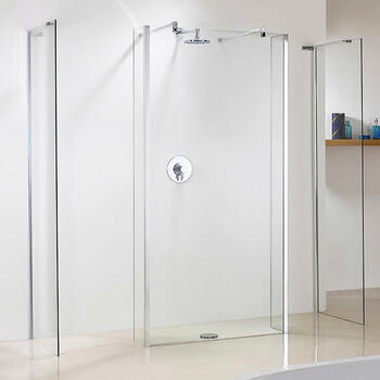 10mm Shower Wall Enclosure - 10121