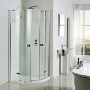 Phoenix Idyllic 1200 X 900 Offset Quad Bathroom Shower Enclosure - 10124