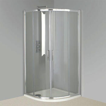 Phoenix Form 6mm 1200 X 800 Quadrant Enclosure Stylish Bathroom