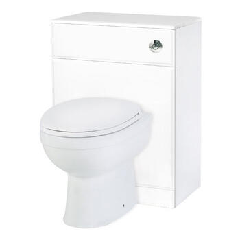 Ca031con Linda B.t.w Unit curved High Quality Toilet