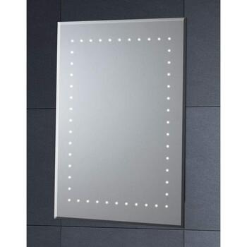 Mi012 70x50 Mirror Cw Shaver Socket rectangle Shape led High Quality