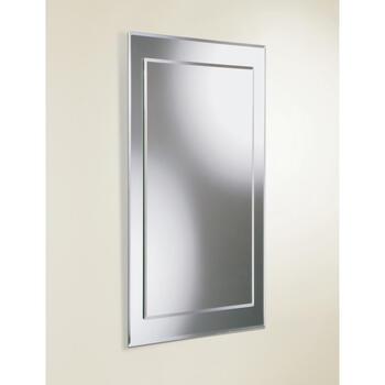 Lucy Modern Contemporary Bathroom Wall Mirror rectangle Ellegant
