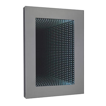 700 X 500mm Infinity Mirror rectangle Shape led Ellegant