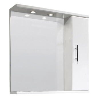 New Ecco 750 Mirror Cabinet  single