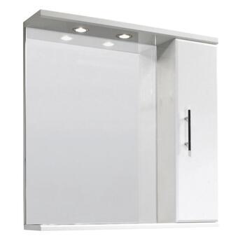 New Ecco 750 Mirror Cabinet  single
