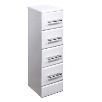 New Ecco 300 X 330 4 Drawer Unit - 14227