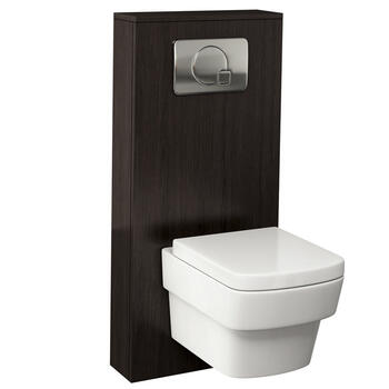 Echo 50cm Cistern Frame Cover Back To Wall Toilet Unit High Quality