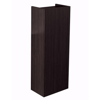 Echo Short Single Storage Cupboard Unit W30cm D20cm H80cm Contemporary