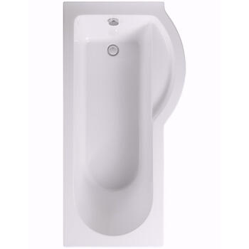 Arco Shower Bath Pack 1700 Including Side Panel, End Panel And Screen