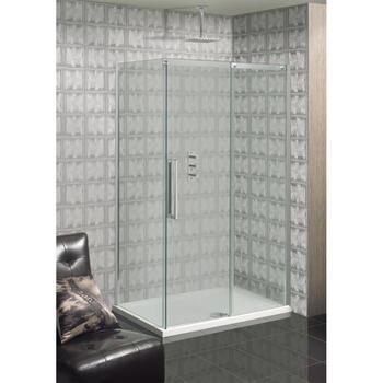 Bc tenpure Single Slider Shower Door - 14662